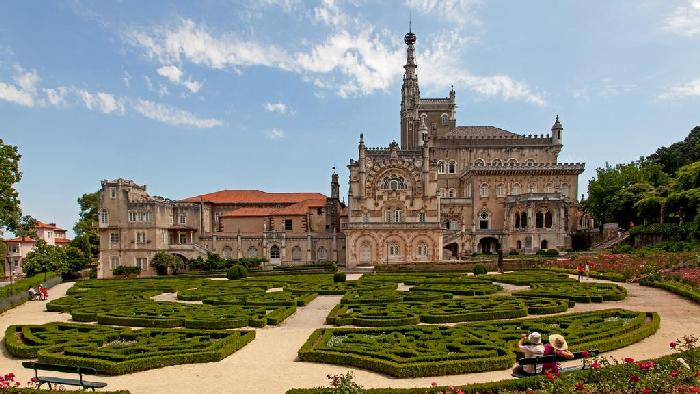 Palace Hotel do Bussaco, Luso, Portugal