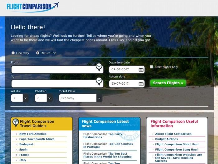flightcomparison.com