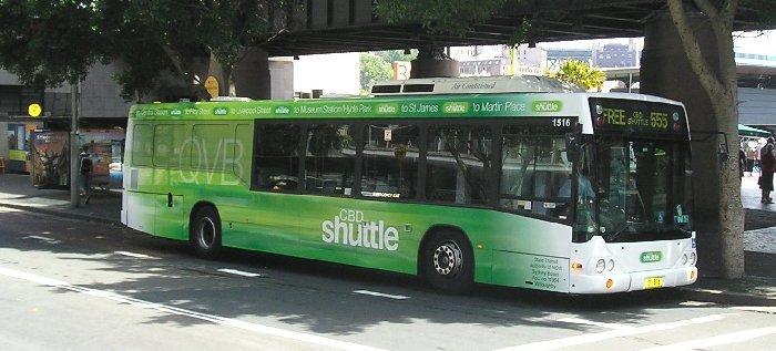 shuttle 555
