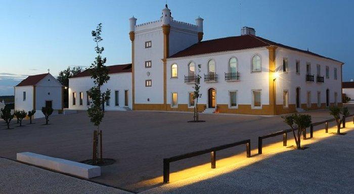 torre de palma wine hotel portugal Alentejo 2017