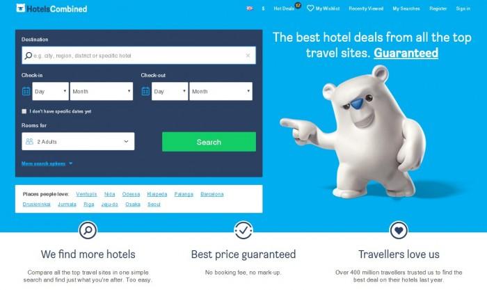 hotelscombined.com