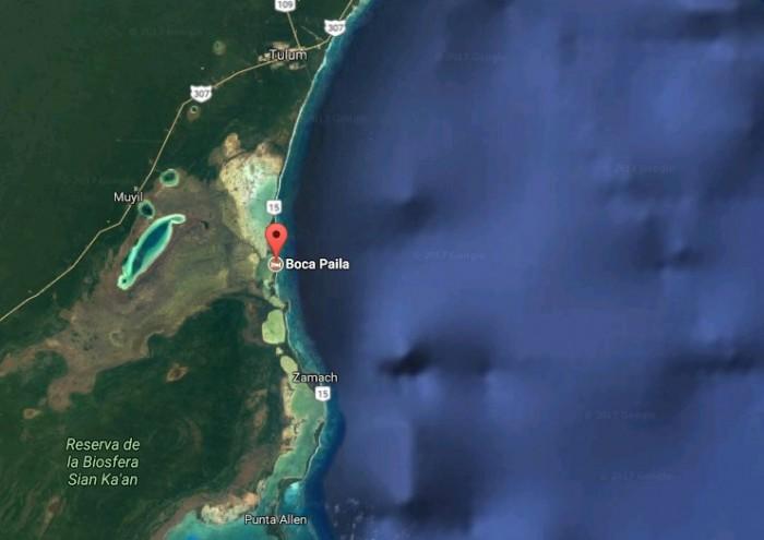 boca paila peninsula tulum mexico fishing village punta allen vacations trip travel 2017