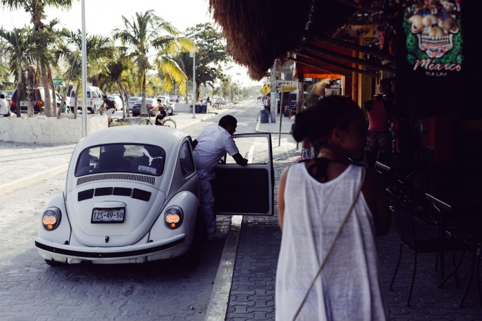 tulum how to get there where to rent a car or get a bus 2017 road tips