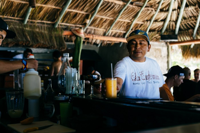 mexican food yukatan peninsula tulum tasty delicious restaurants cafes eating out food to go La Eufemia El Tábano 2017