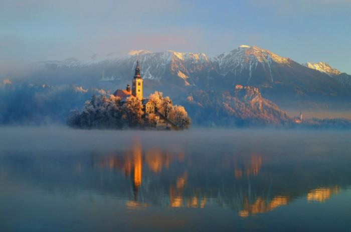 Lake Bled Slovenia 2017