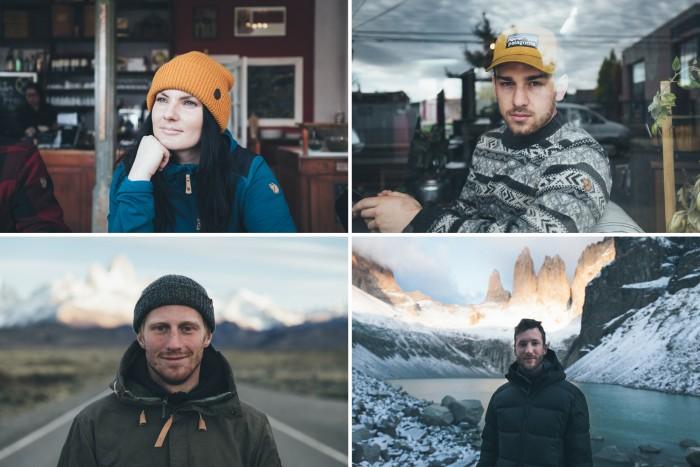 photographer instagram Daniel Ernst Eeva Makinen eevamakinen, Daniel Taipale dansmoe Johannes Becker hannes_becker 2017 travelers