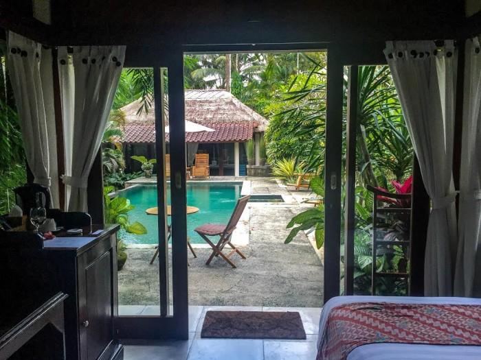 ubud bali airbnb property