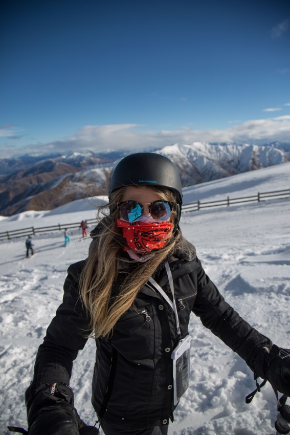 skiing in nz 2