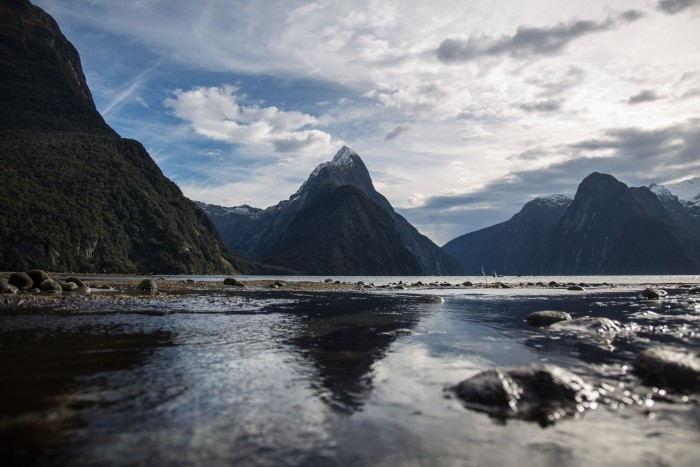 Visiting Milford Sound in Fiordland National Park and Seeing the Kea Alpine Parrot