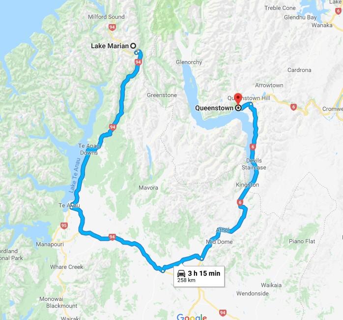lake-marian-google-maps